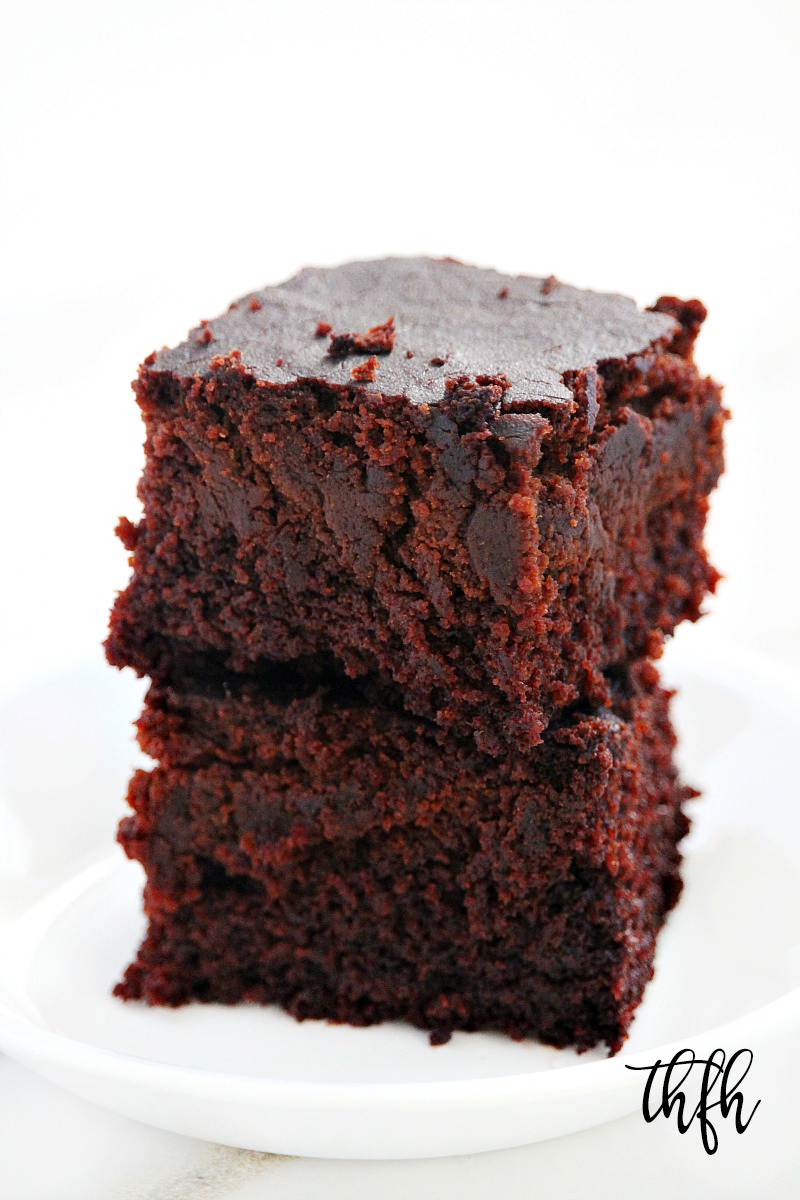Gluten-Free Vegan Avocado Oil Chocolate Cake | The Healthy Family and Home