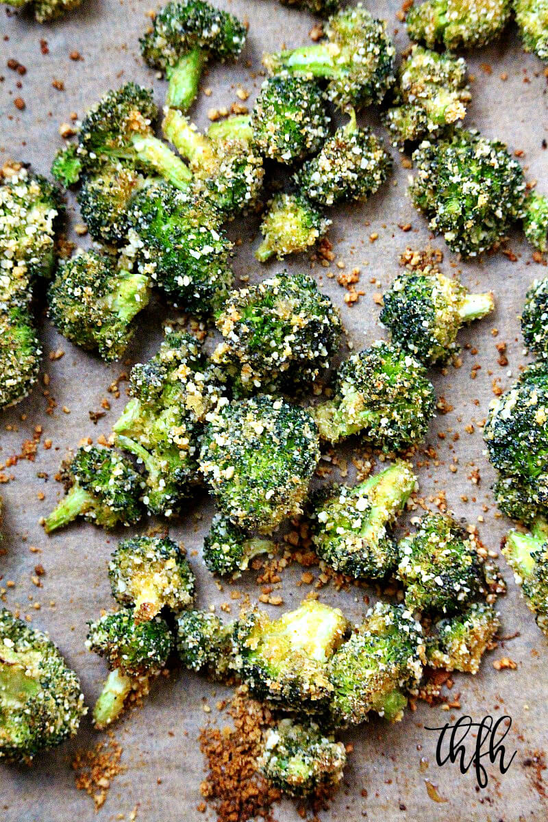 "Lectin-Free Vegan ""Cheesy"" Broccoli Bites 