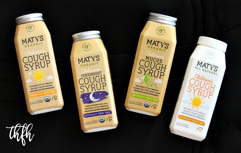 Maty's Organic Children's Cough Syrup | The Healthy Family and Home