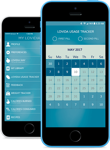 Lovidia Phone App | The Healthy Family and Home