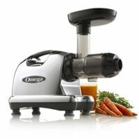 Omega J8006 Masticating Dual-Stage Juicer