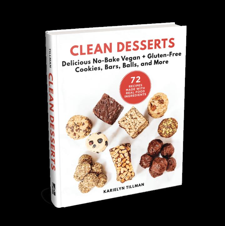 CLEAN DESSERTS Cookbook