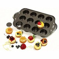 Norpro Nonstick Mini Cheesecake -12 Cavity