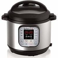 Instant Pot Multi-Use Cooker - 6 Quart