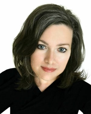 Head Shot of Author Photo