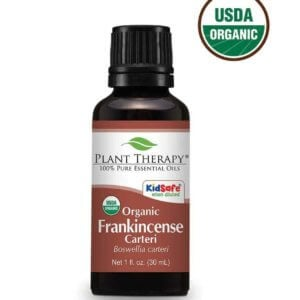 Image of Plant Therapy Organic Frankincense Essential Oil
