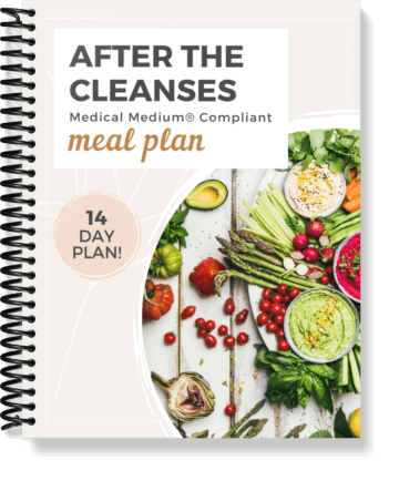Cover Image of After The Cleanses™ Medical Medium® Compliant Meal Plans eBook