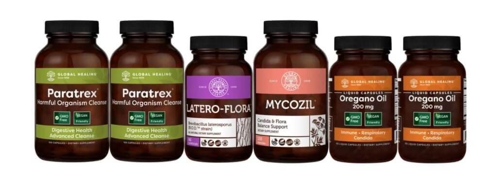 Product image of Global Healing Center's Harmful Organism Cleanse Program™
