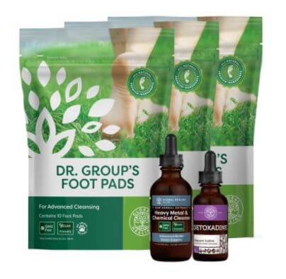 Product image of Global Healing Center's Heavy Metal and Chemical Cleanse Program™