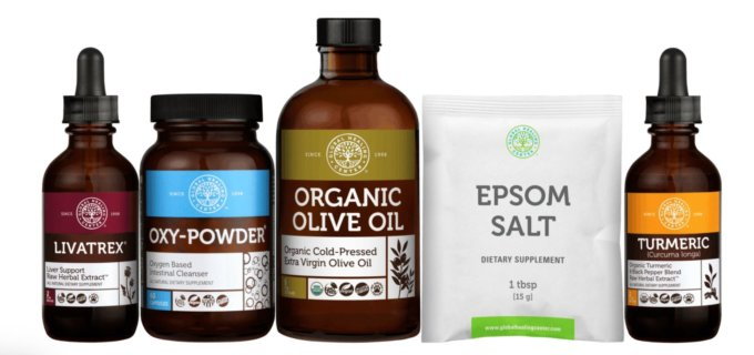 Product image of Global Healing Center's Liver Cleanse Program™