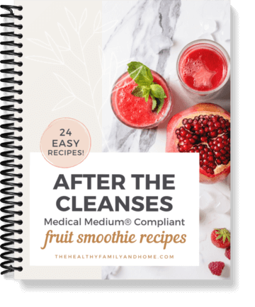 Cover Image of After The Cleanses™ Fruit Smoothie Recipes eBook