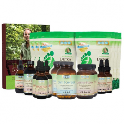 9 Step Body Cleanse Kit from Global Healing Center | The Healthy Family and Home
