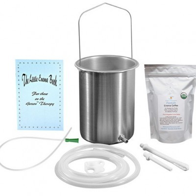 First Time Enema Kit | The Healthy Family and Home